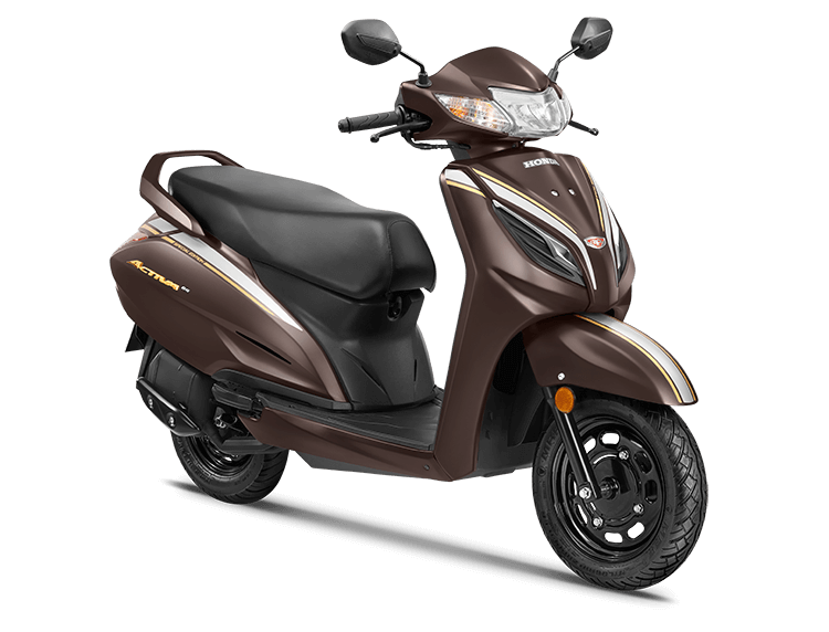 new activa 6g side view